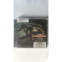 Evanescence Anywhere But Home Importado Cd & Dvd