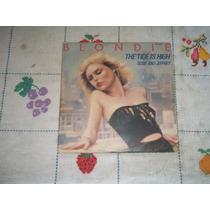 Vinil Compacto Blondie The Tide Is High 1980 Chrysalis