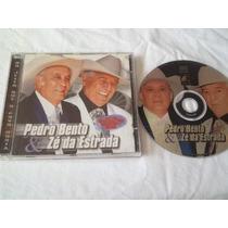 Cd - Pedro Bento E Zé Da Estrada - Sertanejo