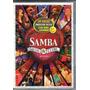 Dvd Samba Social Clube Ao Vivo - Novo Lacrado Raro