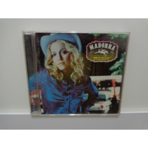 Madonna Cd Music Com Encarte