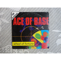 Cd Single Ace Of Base - Wheel Of Fortune Abba Bee Gees Dvd