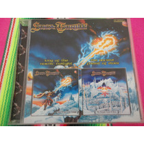 Luca Turilli Cd King Of The Nordic / The Ancient Forest Of