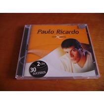Cd Paulo Ricardo - Sem Limite ( 30 Músicas / Duplo Lacrado )