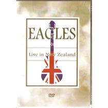 Dvd Eagles - Live In New Zealand - Novo***