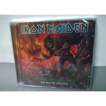 Cd Iron Maiden From Fear To Eternity: The Best Duplo Lacrado