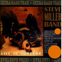 Cd Steve Miller Band Live In Concert Ultra Rare Trax Lacrado