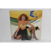 Lp - Vinil - Elba Ramalho - Fogo Na Mistura - 1985 C/ Pôster
