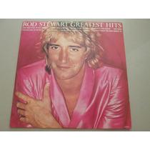 Lp Rod Stewart - Greatest Hits (1985)
