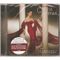 Gloria Estefan The Standards Cd Original Lacrado