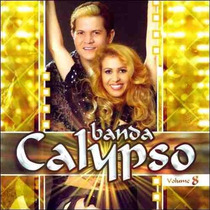 Banda Calypso Vol. 8 Cd Interativo