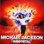 Michael Jackson: Immortal (cd Lacrado)