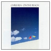 Cd Chris Rea - On The Beach (novo/aberto)
