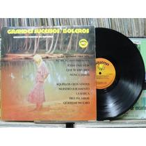 Orquestra Sonora Havana Grandes Sucessos Boleros Lp Stereo