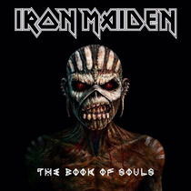 Iron Maden - The Book Of Souls (2 Cds)