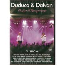 Dvd Duduca & Dalvan - Os Leões Da Música Sertaneja - Novo**