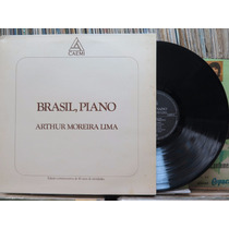 Arthur Moreira Lima Brasil Piano 40 Anos Caemi Lp Kuarup