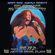 Cd Janis Joplin & Big Brother 1968 Live Novo Lacrado