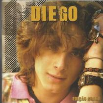 Cd Diego Edição Brasil Rbd 2006 Emi Odeon