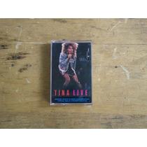 Tina Live - Fita K7, Edição Com Bonus