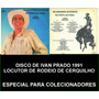 2 Lps De Ivan Prado Locutor De Rodeio De Cerquilho * Otimos