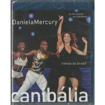 Blu-ray Daniela Mercury - Canibalia Ao Vivo Na Praia De Copa