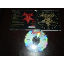 Cd Venom ¿ Welcome To Hell Bulldozer Motorhead Darkthrone