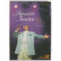 Agnaldo Timoteo-50 Anos Na Estrada Asfaltada(dvd+cd)