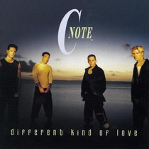 Cd - C Note - Different Kind Of Love - Lacrado