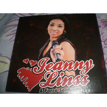 Cd Jeanny Lins E Banda Sonho Real(ao Vivo)-ex-forró Maior