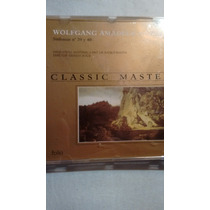 Cd Classic Masters Mozart Sinfonias 39 40