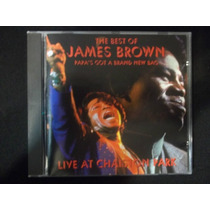 Cd James Brown Soul Black Hip Hop Funk Flash House D.j 80 90