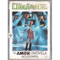 Dvd Limao Com Mel 2005 Um Amor De Novela Novo Lacrado Origin