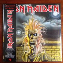 Iron Maiden - Iron Maiden - Lp Vinil (picture Disc) 2013