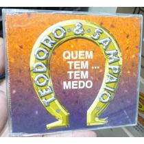 Single : Teodoro & Sampaio / Quem Tem Medo Frete Gratis