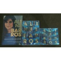 Livro + Dvd + Cd Extraordinária Graça Aline Barros