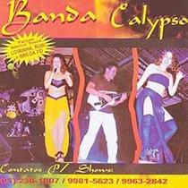 Cd Banda Calypso Vendaval Primeiro Cd Novo Lacrado