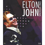 Blu-ray Elton John One Sessions Londres 2006 Original