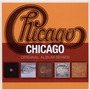 Cd Chicago Original Album Series Lacrado 5 Cds
