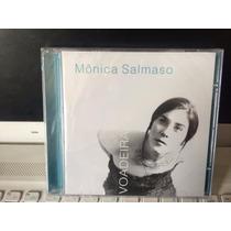 Mônica Salmaso, Cd Voadeira, Eldorado-1995 Lacrado