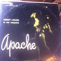 Lp Apache Musica Francesa E Cabare Antigo Red Seal Mt Bom