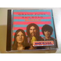 Grand Funk Railroad Collectors Series Cd(lacrado)pta Entrega