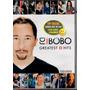 Dvd + Cd Dj Bobo Greatest Hits Duplo - Novo Lacrado Raro