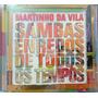 Martinho Da Vila - Sambas Enredos De Todos Os Tempos