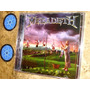 Cd Megadeth - Youthanasia (1994) C/ Dave Mustaine ( Md 45 )