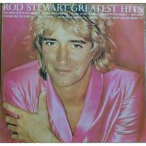 Lp (332) Vários - Rod Stewart - Greatest Hits