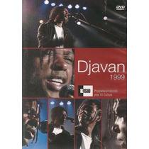 Djavan 1999 (raro) Ensaio Dvd Lacrado Original