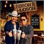 Cd Edson E Hudson - Na Hora Do Buteco (cd Lacrado)