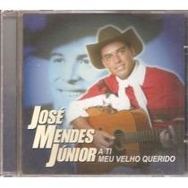 Cd (mg02) José Mendes Júnior - A Ti Meu Velho Querido