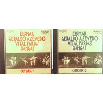 Cd Elomar, Geraldo Az, Vital Farias, Xangai - Cantoria 1 E 2